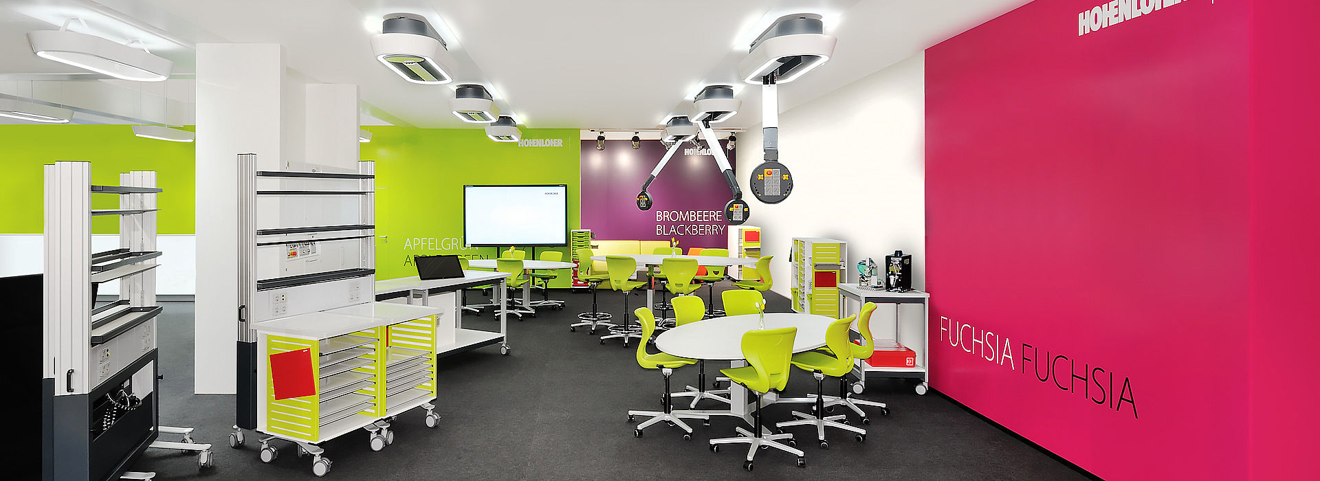 Image: Science room with Fly One®