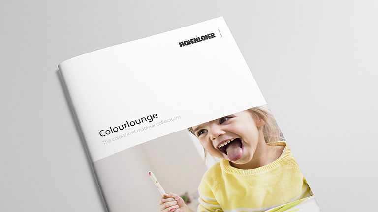 Image: Colourlounge brochure