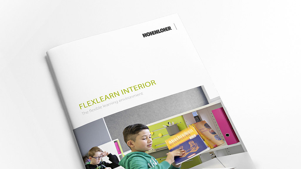 Image: FlexLearn Interior brochure