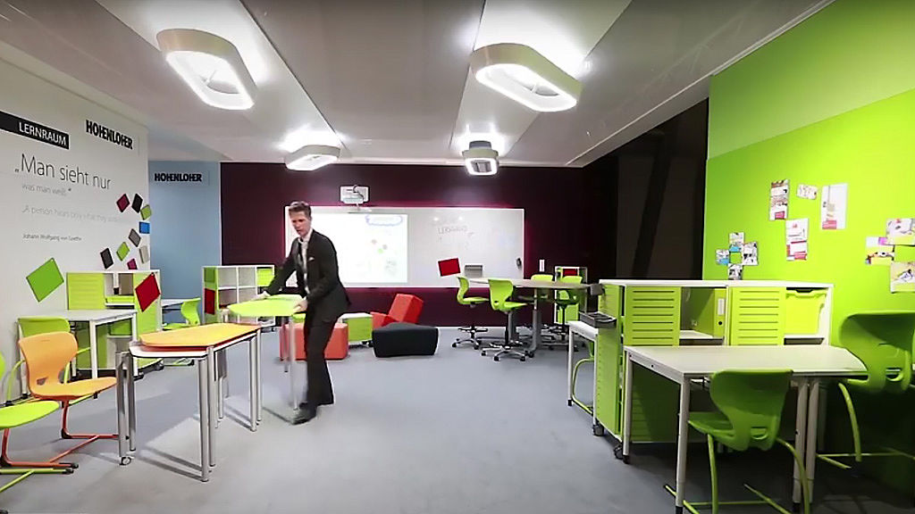 Video: Hello Learning Room
