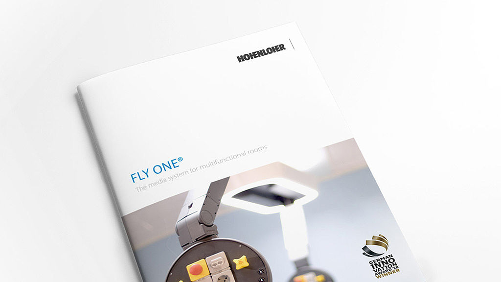 Image: Fly One® brochure