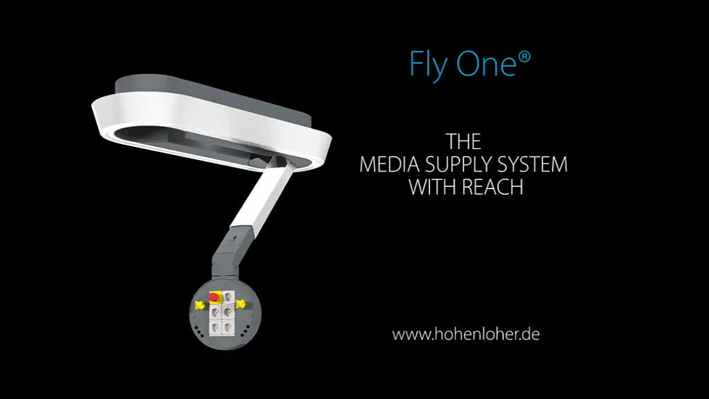 Video: Fly One® – The media supply system with reach