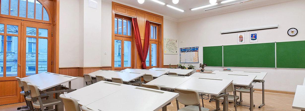Image classroom Tarczy Lajos Általános Iskola