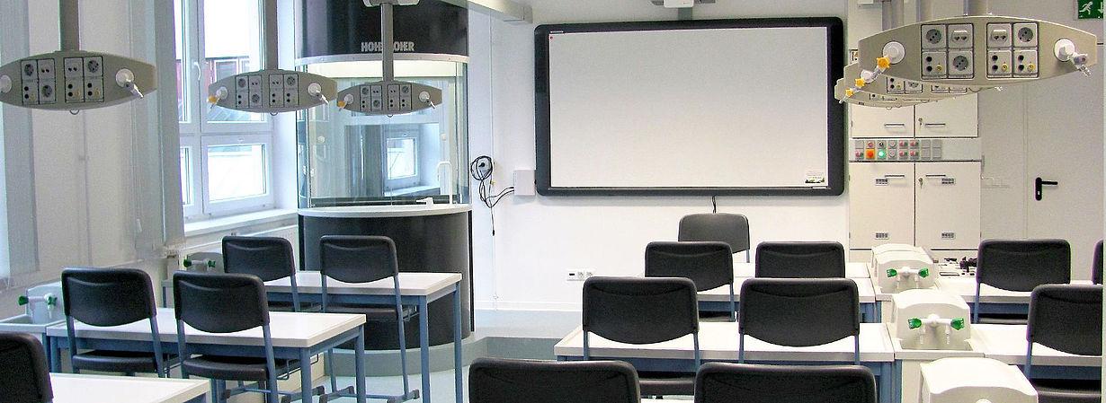 Image classroom Kölcsey Ferenic Gimnázium