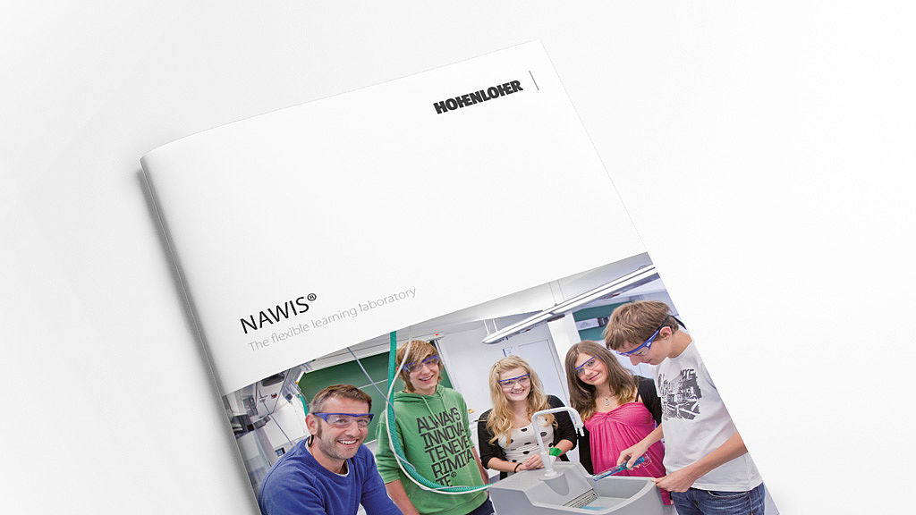 Image: Learning laboratory NAWIS® brochure