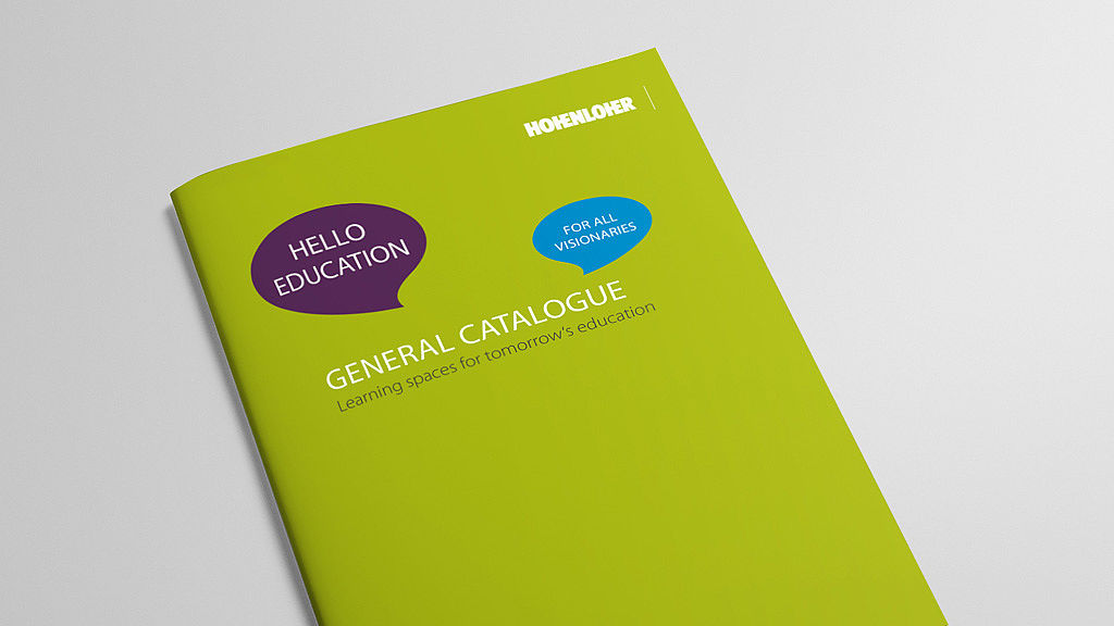 Hohenloher general catalogue
