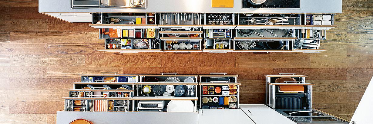 Image: Storage in the kitchen