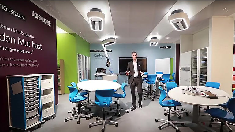 Video: Hello Multifunctional Room