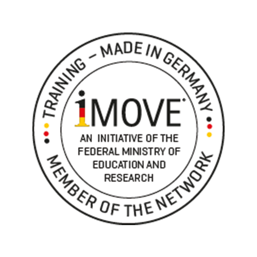 Image: imove education and research logo